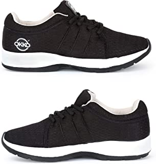 OKKO Lace Up Shoes For Men
