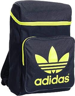 Adidas Originals (アディダス オリジナルス) リュック バックパック [ BP CLASSIC ] カーボン × イエロー ユニセックス AB2672 [並行輸入品]