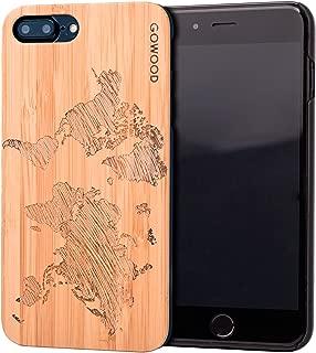 Best world map iphone 8 plus case Reviews