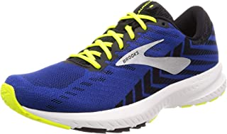 Brooks Australia Men's Launch 6 Men's Road Running Shoes, Black/Blue/Nightlife