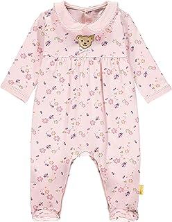Steiff Baby-Mädchen Strampler Nachthemd