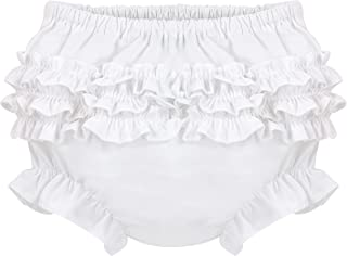 Baby Girl Ruffle Panty Diaper Covers - Classic Bloomers