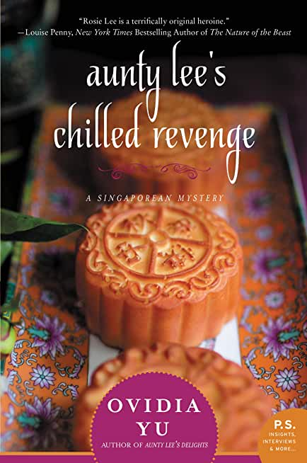 Aunty Lee's Chilled Revenge: A Singaporean Mystery (English Edition)