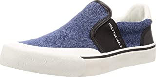 Diesel Men's 358 FLIP S-FLIP SO - Slip on Sneakers Shoe