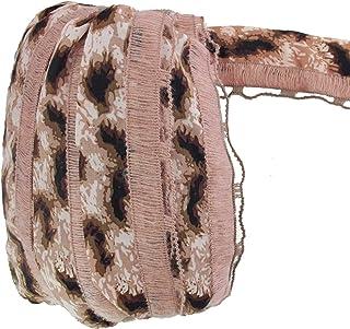 Ruffle Chiffon Ribbon Yarn - Hazel Wood - 2 Skeins (100g/skein)