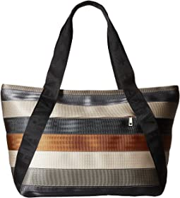 Large Boat Tote W/Outside Pockets