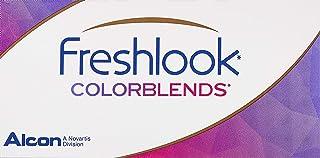 Freshlook Colorblends Brown (-1.25) - 2 Lens Pack