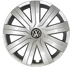 Genuine VW Hub Cap Jetta 2015-2016 9-spoke Wheel Cover Fits 15-inch Wheel