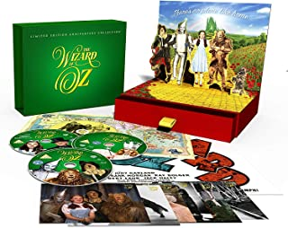The Wizard of Oz - Limited Edition Anniversary Collection [4K UHD + Blu-ray]