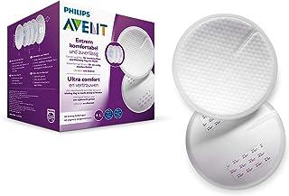 Philips Avent SCF254/61 60 coussinets d'allaitement jetables - jour et nuit