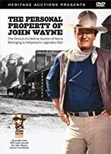The Personal Property of John Wayne, The Once-in-a-Lifetime Auction of Items Belonging to Hollywood s Legendary Star