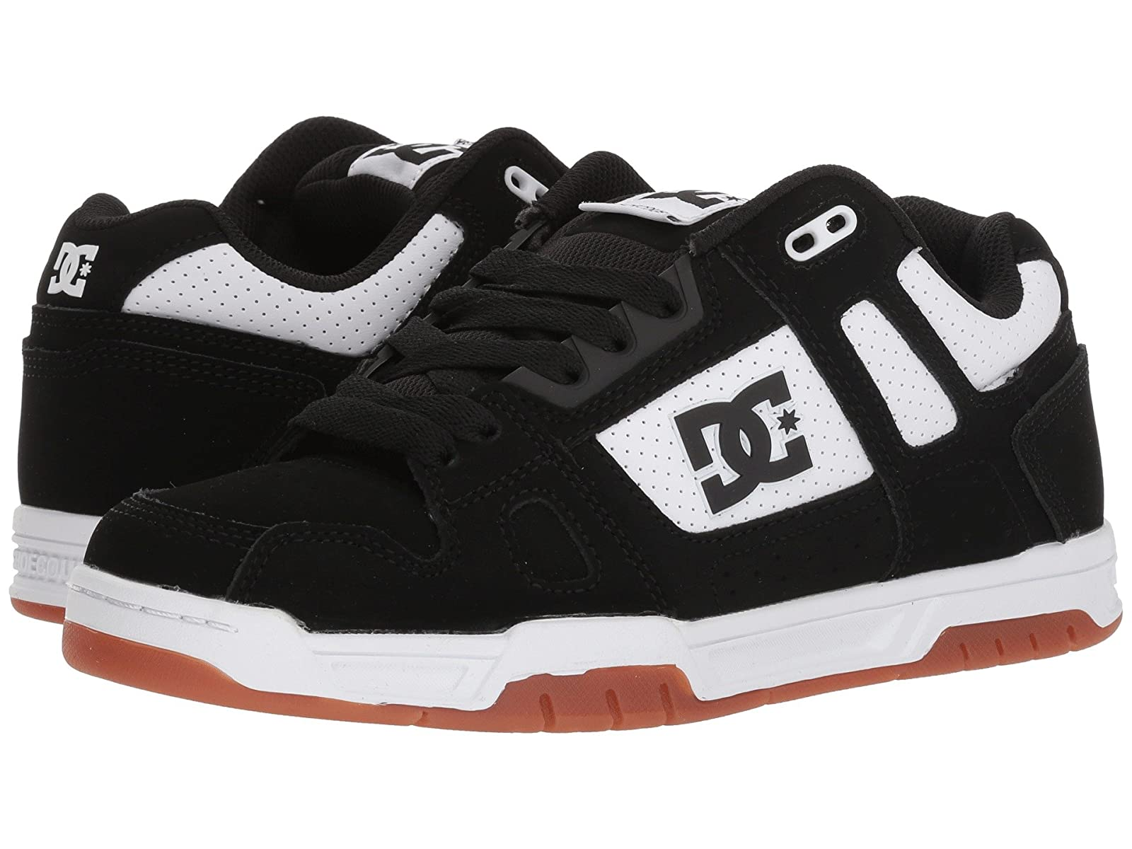 DC StagAtmospheric grades have affordable shoes