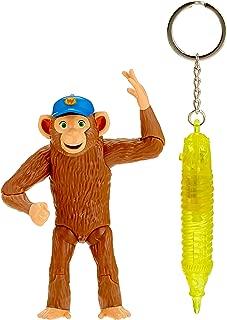 Wonder Park 31039 Figure-Peanut Playset Theme Figurines, Multi