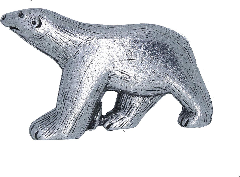 Weekly update Jim Clift Design Polar Bear Pin Lapel Max 47% OFF
