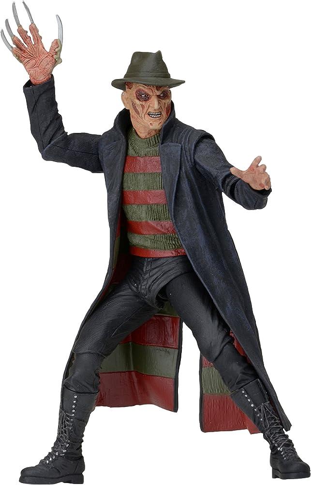 a nightmare on elm street , 17,8 cm , new nightmare statua di  freddy 634482398913