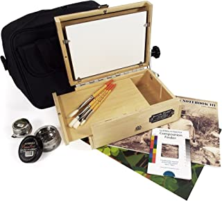 Guerrilla Painter 6 by 8 Thumbox Oil and Acrylic Plein Air Kit