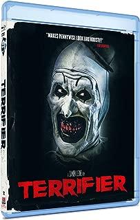 Terrifier: DVD + Blu-ray 2-disc pack