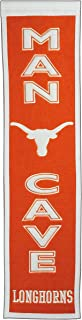 Winning Streak NCAA Texas Longhorns Man Cave Banner