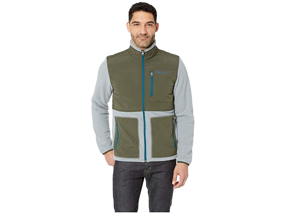 Marmot Mesa Jacket (Grey Storm/Rosin Green) Men