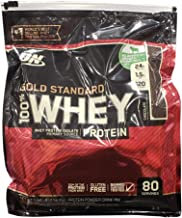 Optimum Nutrition 100 % Whey Chocolate Gold Standrad, 5.64 Pound