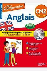 Pour comprendre l'Anglais CM2 - Nouveau programme 2016 Broché