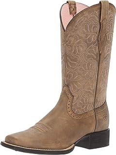 Ariat Women's Round up Remuda Western Cowboy Boot