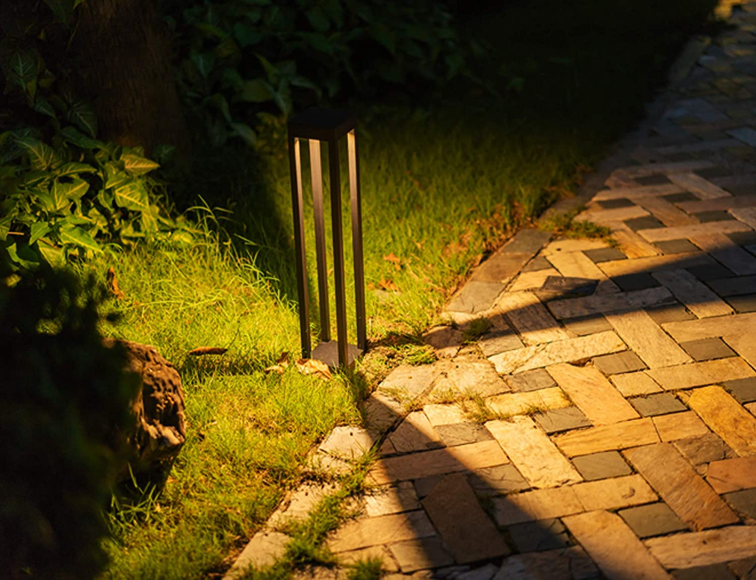 CNBRIGHTER LED Landscape Path Lights 10W 2 Chip Inexpensive ft He CREE 60cm half
