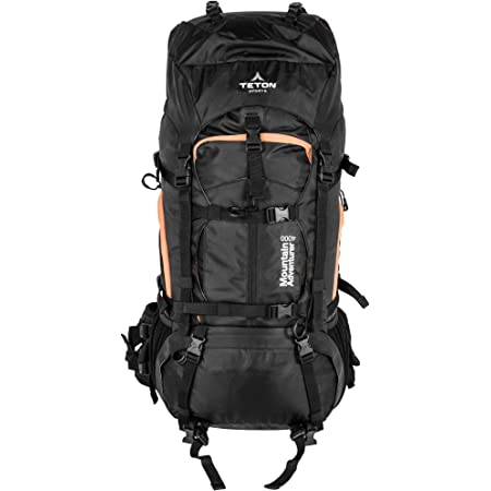TETON Sports Backpack; Lightweight Hiking Backpack Camping Hunting Travel Outdoor Ultralight