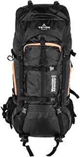 TETON Sports Ultralight Plus Backpacks; Lightweight Hiking Backpack for Camping, Hunting, Travel, and Outdoor Sports
