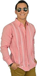 Camisa Guayabera Yucateca Casual Lino Original_cfkvikml11