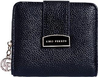 Lino Perros Women's Wallet (Black) (N 1)