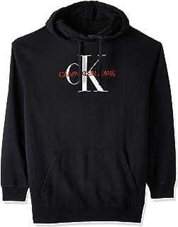 Calvin Klein Jeans Women's BLOCKING STATEMENT LOGO HOODIE BLOCKING STATEMENT LOGO HOODIE