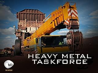 Heavy Metal Task Force Season 1