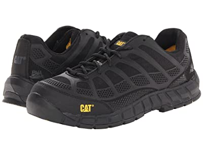 Caterpillar Streamline CompToe (Black) Men