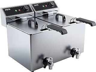 Saro 172/ /2040/friggitrice modello PROFRI 44 8/L 4000/W