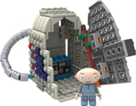 K'nex Family Guy-Stewie and Time Machine Building Set