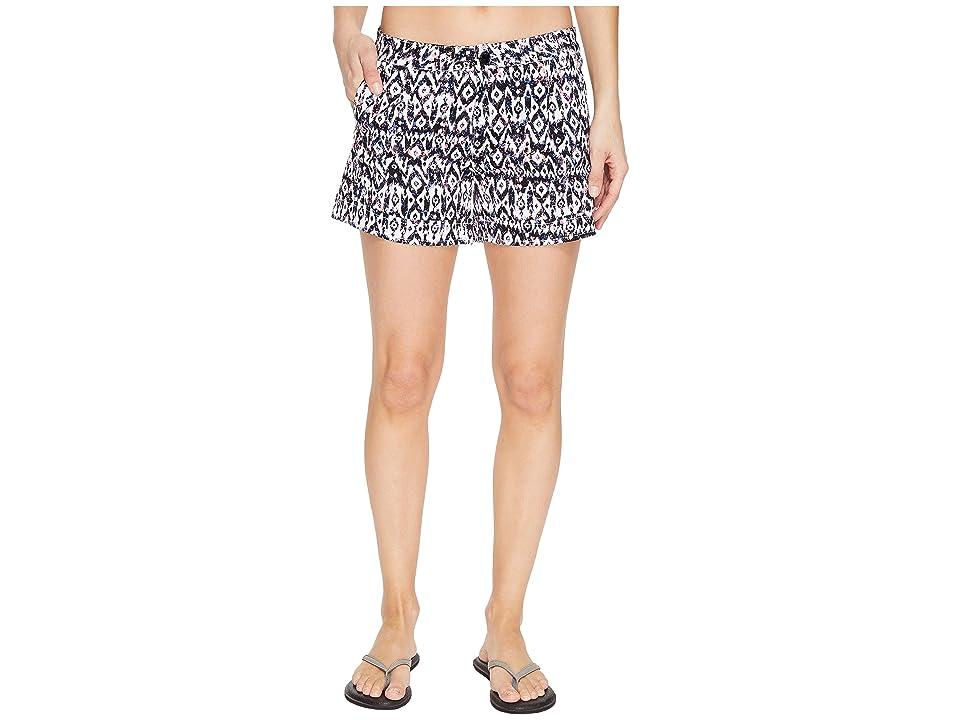 Lole Casey Shorts (Cactus Flower Sizzle Ikat) Women