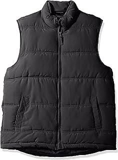 Smith's Workwear Men's Microfiber Puffer Bubble Vest