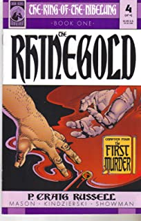 The Ring of the Nibelung Book One: The Rhinegold No. 4 of 4 Comic – January 1, 2000