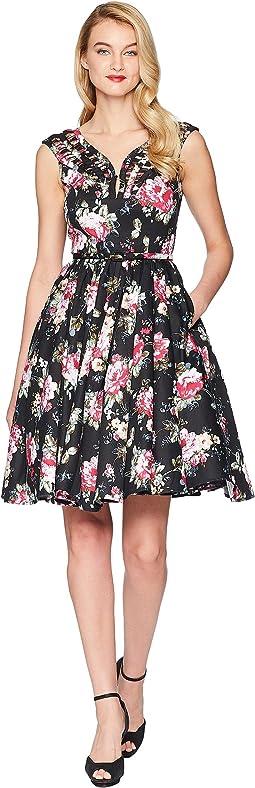 Olive Swing Dress