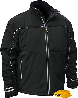 DEWALT DCHJ072 Heated Lightweight Soft Shell Jacket