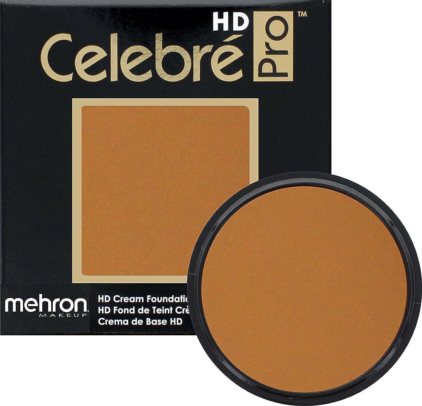 力強いスパイラル汚すmehron Celebre Pro HD Make Up Medium/Dark 3 (並行輸入品)