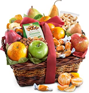 Golden State Fruit Orchard Delight and Gourmet Gift Basket
