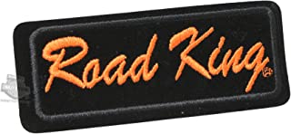 Biker Life King of the Road Small Patch for Vest jacket SB531