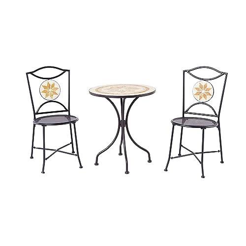 Excellent Mosaic Patio Table Amazon Com Download Free Architecture Designs Scobabritishbridgeorg