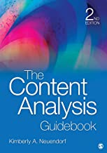 Best content analysis guidebook Reviews