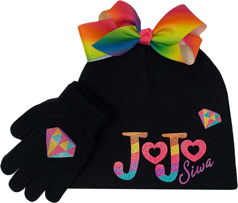 JoJo Ribbon Beanie Glove Set 2021 New Orleans Mall