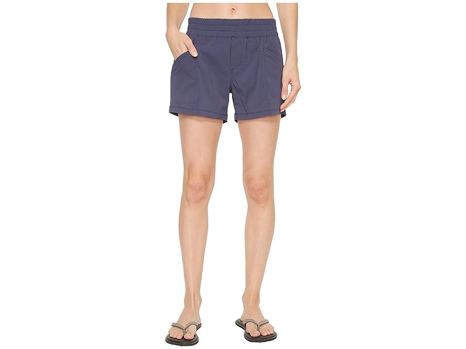 Columbia Wander More Shorts (Nocturnal) Women