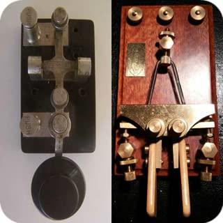 iambic paddle key