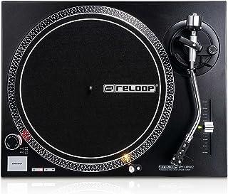 Tocadiscos Reloop RP-2000 MK2 DJ con motor de transmisión